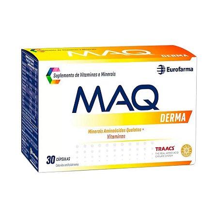 MAQ DERMA FR 30 CAP