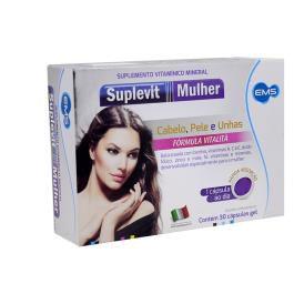 SUPLEVIT MULHER 30 CPS