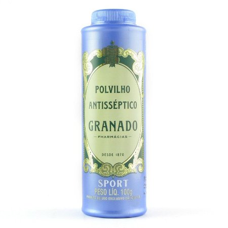 POLVILHO GRANADO SPORT 100G