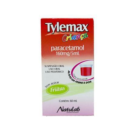 TYLEMAX 160MG/ML 60 ML