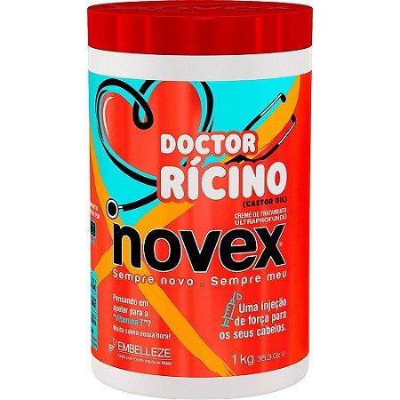 CREME DE TRATAMENTO DOCTOR RICINO 1 KG - NOVEX