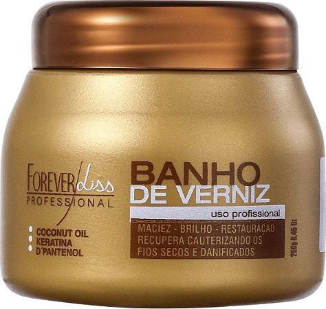 MASCARA BANHO DE VERNIZ 250 G