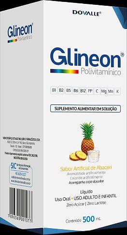 GLINEON POLIVITAMINICO FR 500ML