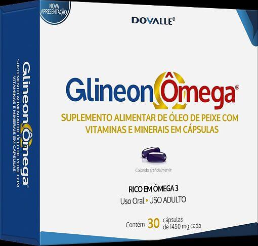GLINEON OMEGA A-Z FR 30 CAP