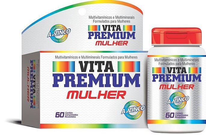 VITA PREMIUM MULHER AZ 60 CP ( VAL: 30/08/21 )