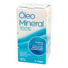OLEO MINERAL 100% / 100ML