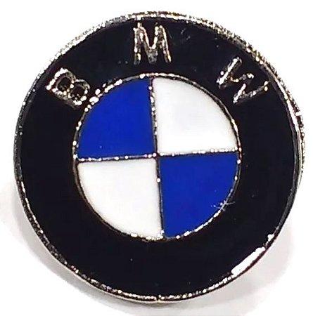 Pim Bótom Broche Pin BMW Folheado À Prata De Qualidade