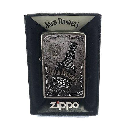ISQUEIRO ZIPPO 29285 - JACK DANIELS
