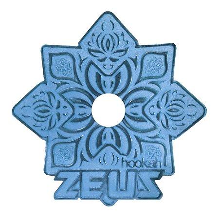 PRATO ZEUS HOOKAH GRANDE- Azul