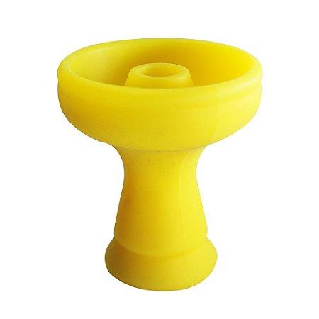 Rosh Phunnel de  Silicone - Amarelo