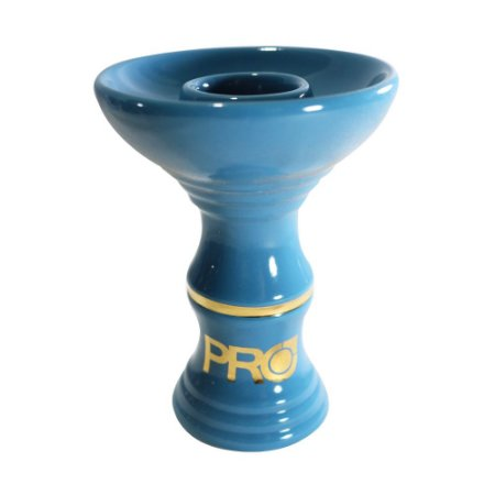 Rosh Cerâmica Pro Hookah Gold - Azul Marinho