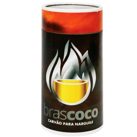 Carvão Hexagonal Brascoco 1kg