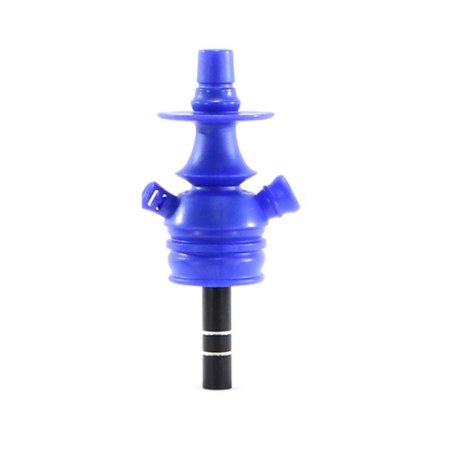 Stem Mini Monster black Hookah - Azul