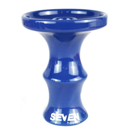 ROSH QUEIMADOR SEVEN HOOKAH  TRADICIONAL - Azul