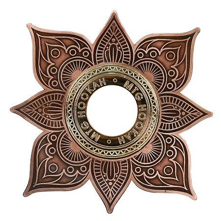 Prato Urso Hookah MTG - Bronze