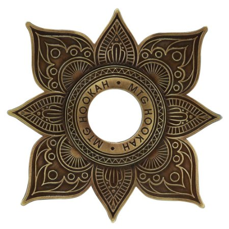 Prato Urso Hookah MTG - Bronze  aged
