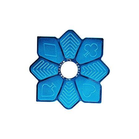 Prato Zenith Flush Pequeno - Azul