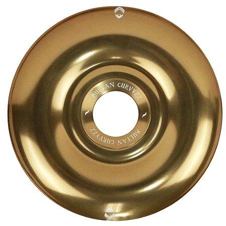 Prato Sultan Hookah Curvyzz Grande - Bronze