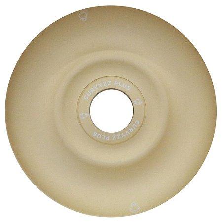 Prato Sultan Hookah Curvyzz Grande Plus - Dourado