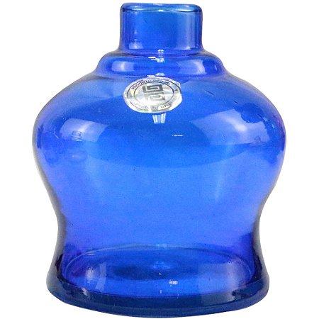 Vaso Ron Black Hookah Pequeno - Azul Escuro