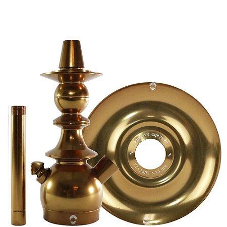Kit Stem Kini Colors + Prato Sultan Curvyzz - Bronze