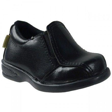 Sapato Social Infantil Masculino Com Cinto