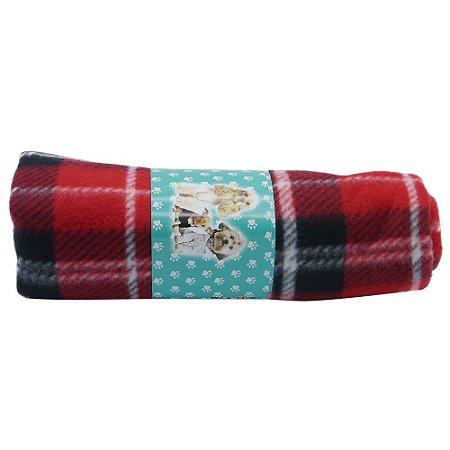 Cobertor Xadrez PT-46