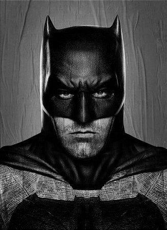 Quadro Decorativo Poster Batman