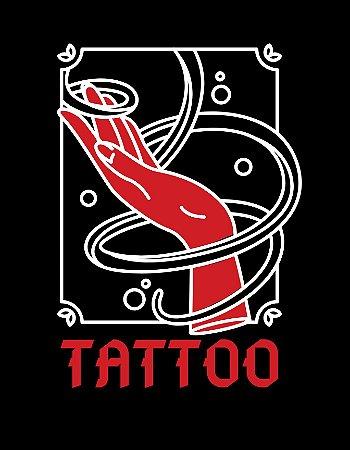 Quadro Decorativo Poster Tattoo