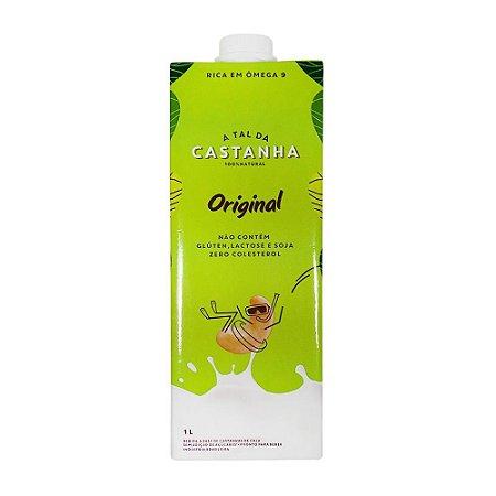 A Tal da Castanha Suco Vegetal Bebida de Castanha de Caju Original