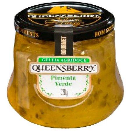 Geleia de Pimenta Suave Jalapeño 320g Queensberry