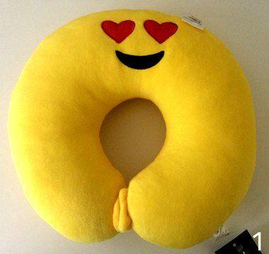 Almofada de Pescoço Emoji