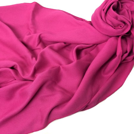 Pashmina LeLi Corrales pink - feminina/masculina