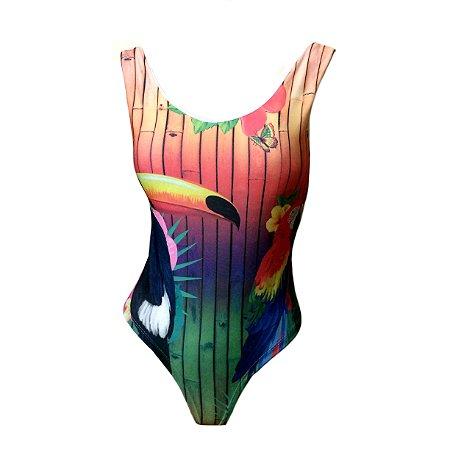 Body alça reforçada - tucano
