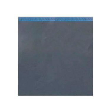 Envelope Plástico De Segurança Cinza Sem Bolha 50x50