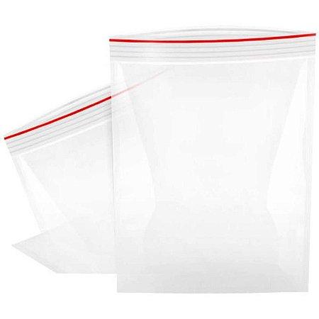 Saco Zip Transparente N.07 10x14cm. Grespan