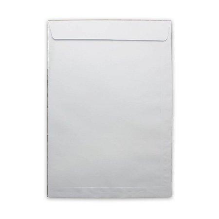 Envelope Saco de Papel Scrity Branco 229cmX324cm 90g