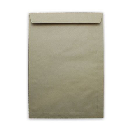 Envelope Saco de Papel Scrity Kraft Natural - 229X324cm 80g