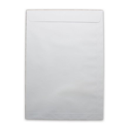 Envelope Saco de Papel Scrity Branco 240cmX340cm 90g
