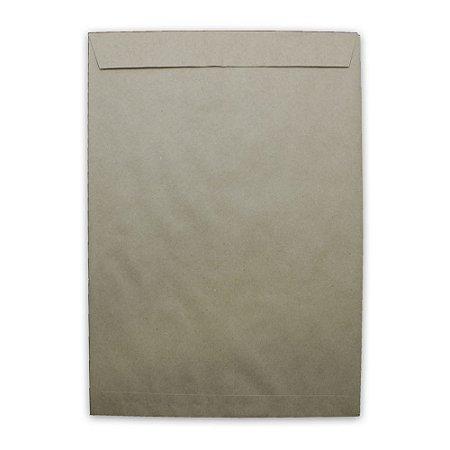 Envelope Saco Papel Kraft Natural 240X340 80G Scrity