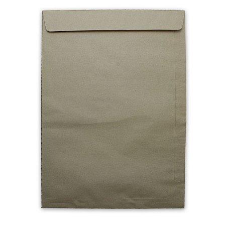Envelope Saco Papel Kraft Natural 310X410 80G Scrity
