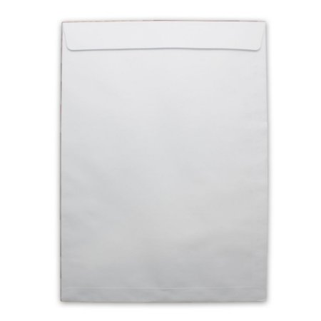 Envelope Saco de Papel Scrity Branco 260cmX360cm 90g