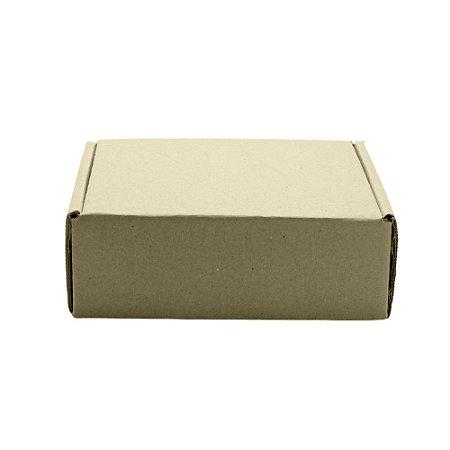 Caixas De Papelão Montável 19x17x7