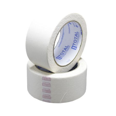 Fita Crepe Uso Geral 48x45- Total Embalagens