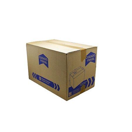 Caixa de Papelão Pequena 40x25x25