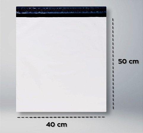 Envelope Plástico de Segurança 40x50 - 100 unidades
