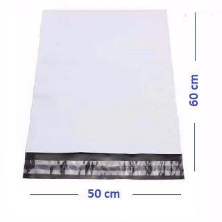 Envelope Plástico de Segurança 50x60 - 100 unidades