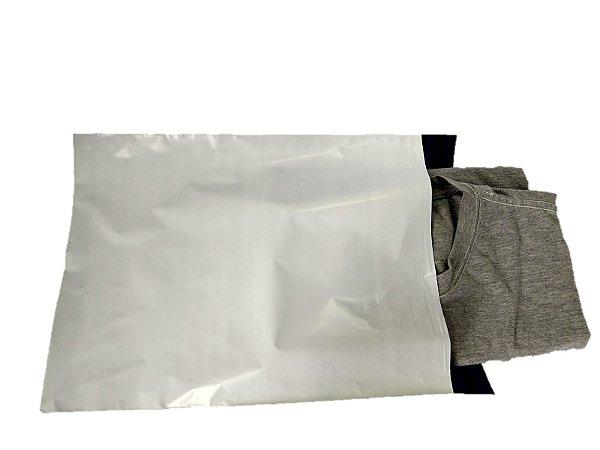 Envelope Plástico de Segurança 20x30 - 500 unidades