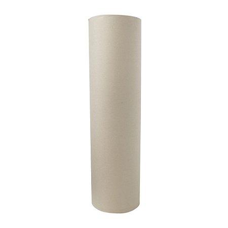 Bobina de Papel Pardo Kraft Monolúcido 60 cm 150 metros
