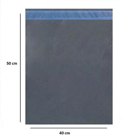 Envelope de Segurança com Bolha Ecoseg Cinza 40x50